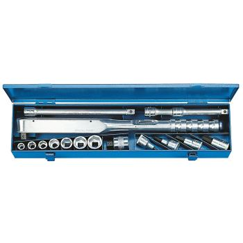 Drehmomentschlüssel B-03 20 - 120 Nm 16-tei