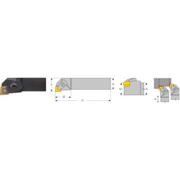 Klemmhalter negativ DCLN L 4040 S19