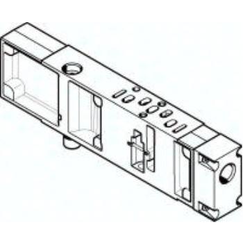 VABF-S4-2-P1A3-G18 540173 Vertikal-Versorgungspla