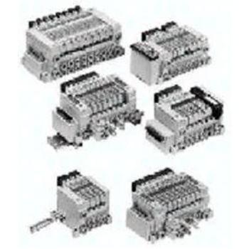 VV5Q21-08C6S0-R SMC Mehrfachanschlussplatte