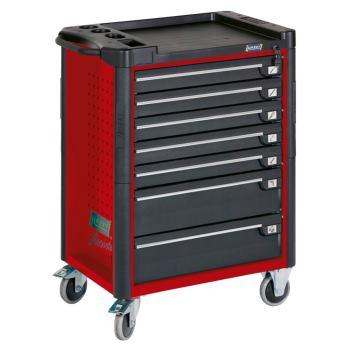 Werkstattwagen 179-7 in rot - inkl 141 Werkzeuge