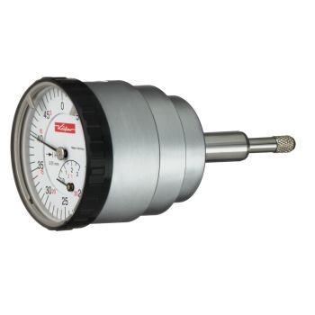 Kleinmessuhr 0,01mm / 3mm / 40mm / ISO 463 - Werksnorm rückwärtiger Messbolzen 10001