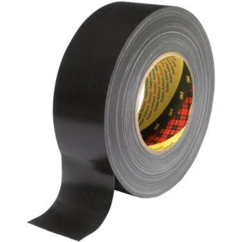 389 Premium-Gewebeklebeband, Farbe schwarz B:50 mm x L:50 m