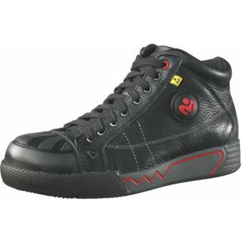 ESD-Sicherheitsstiefel S2 FLEXITEC® Style schwarz Gr. 36