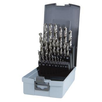 Spiralbohrer Sets DIN 338-N, HSSE-Co 8,25 pcs. in