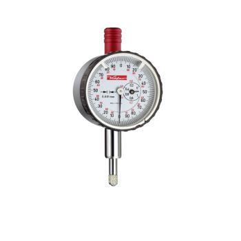 Feinmessuhr 0,001mm / 1mm / 40mm / ISO 463 - Werksnorm 10051