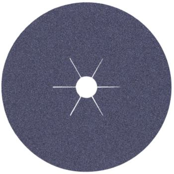 Schleiffiberscheibe CS 565, Abm.: 115x22 mm , Korn: 36