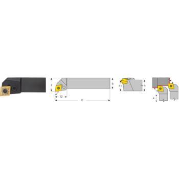 Klemmhalter negativ PCLN L 4040 S19