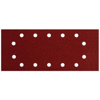 10 Schleifblätter 115x280 mm, P 100, Holz+Metall,