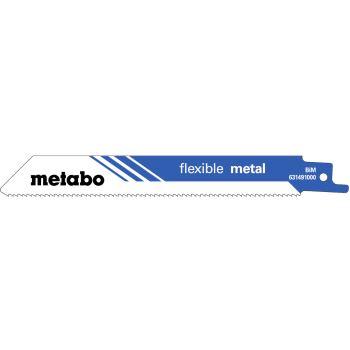 """5 Säbelsägeblätter, Metall, Serie """"flexible"""", 150x"""