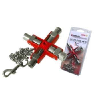 Schaltschrank-Schlüssel SuBMaster 9 in 1