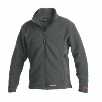 Fleecejacke anthrazit Gr. L