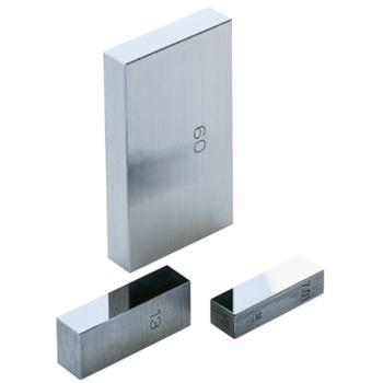 Endmaß Stahl Toleranzklasse 0 80,00 mm