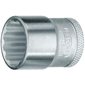 Steckschlüsseleinsatz 22 mm 3/8 Inch DIN 31