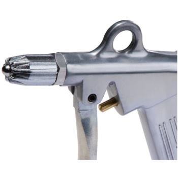 Ausblaspistole Alu 6 mm LW mit Sicherheitsdüse