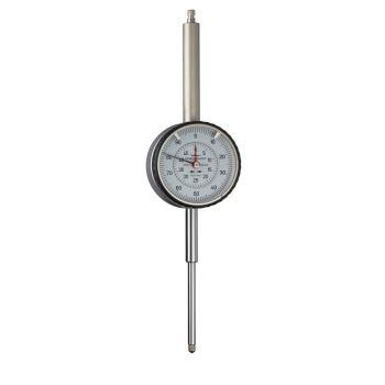 Messuhr 0,01mm / 50mm / 58mm / Stoßschutz / ISO 463 - Werksnorm 10030