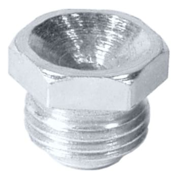 Trichter-Schmiernippel D1 M10x1 DIN 3405 VPE 1