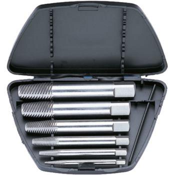 Schraubenausdreher 6-teilig M 4 - M 24 in Box