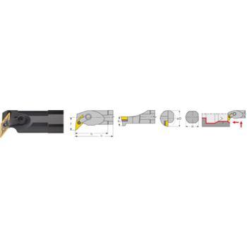 Bohrstange negativ S40V MVUN L 16
