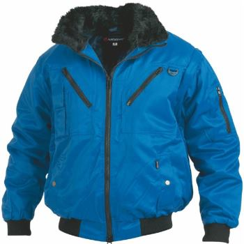Blouson Allround PLUS royal Gr. XXXL