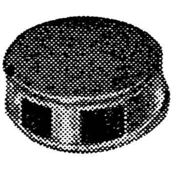 Bleiplomben 9 mm Durchmesser Beutel 1000 Stück