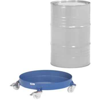 Fassroller 1361 Durchmesser 630 mm 250 kg, Innendu
