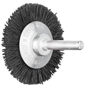 Rundbürste mit Schaft, ungezopft RBU 5004/6 CO 120 0,55