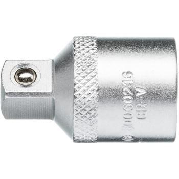 """Adapter Übergangsstück 1/2""""Zoll zu 3/8""""Zoll DIN 3123"""