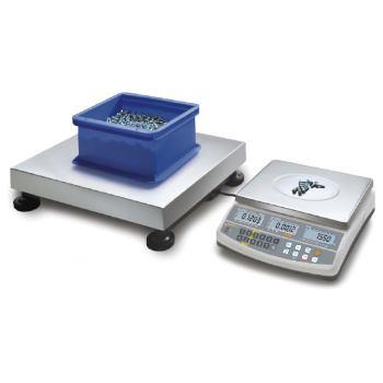 Zählsystem / Max 600 kg; d=0,00001 kg CCS 600K-2