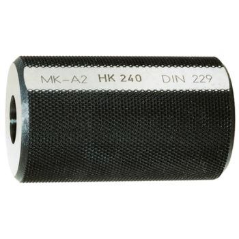 Kegellehrhülse für MK MK 1 ohne Lappen
