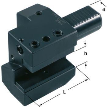 Axialhalter DIN 69880 Schaft 30 mm Größe 16/25 Fo