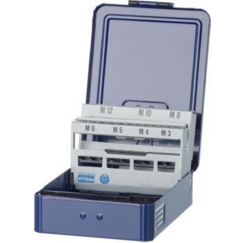 Gewindebohrer-Kassette leer M 3-M 12
