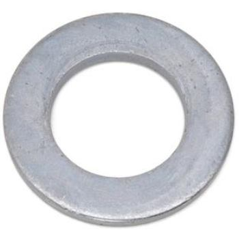 Flache Scheibe ohne Fase ISO 7089 Stahl 200 HV feuerverzinkt 23 x 39 x 3,3 200 Stück