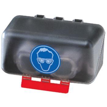 Sicherheits-Box für Brillen 236x120x120 mm transpa