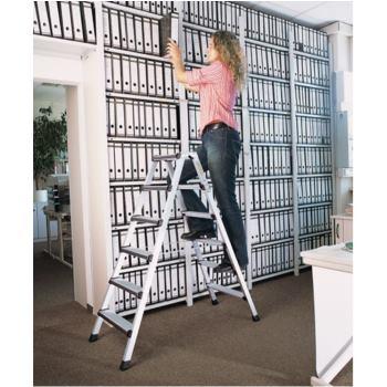 LM-Stufen-Stehleiter Leiterlänge 1,45 m 2 x