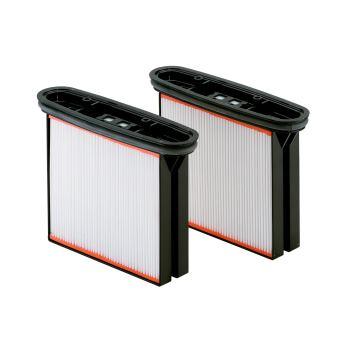 Satz= 2 Filterkassetten, Polyester, für ASA 2025,
