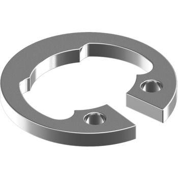 Sicherungsringe für Bohrungen DIN 472 Federstahl 6 2X2