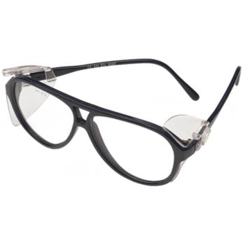 Bügelschutzbrille DIN EN 166 F