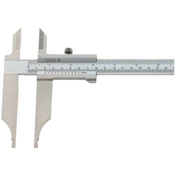 Messschieber Schieblehre INOX 500mm mit Messerspitze ohne Feineinstellung