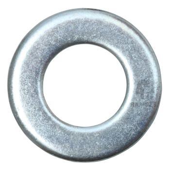 Unterlegscheiben DIN 125 Stahl verzinkt 4,3 für M4 100 St.