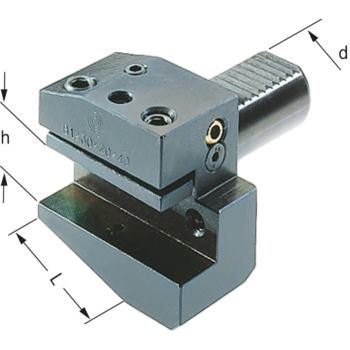 Radialhalter B2-40-25 DIN 69880