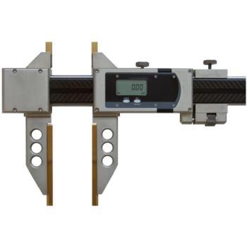 Messschieber CARBOLIGHT 1000 mm 0,01 mm ZW im Etui