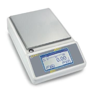 Präzisionswaage mit Touch / 0,001 g ; 420 g PKT 42