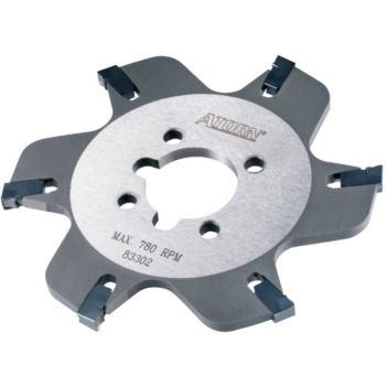 A-CUT Scheibenfräser ASC 125 3-32K