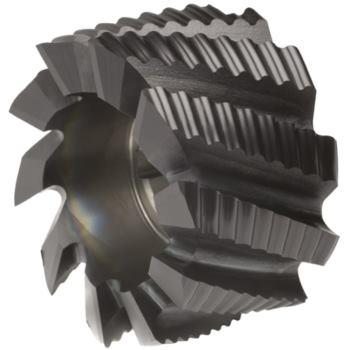 Walzenstirnfräser HR PM-TiAlN Durchmesser 80x45x27