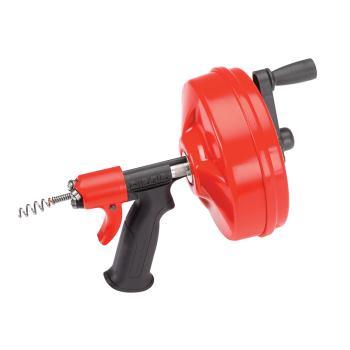 Power Spin Rohrreinigungsgerät mit AUTOFEED