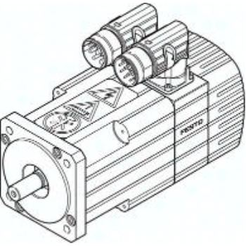 EMMS-AS-70-S-LV-RRB-S1 1704748 SERVOMOTOR