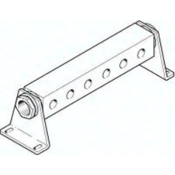 PAL-1/2-6 9496 P-Anschlussleiste