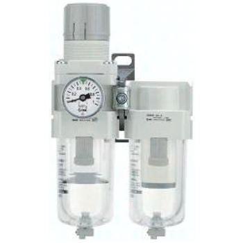 AC40D-F03CG-S-R-A SMC Modulare Wartungseinheit
