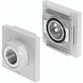 MS6-AGD 526082 Anschlussplatte